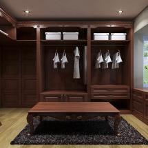 海伦1875|古典中式风整体衣柜