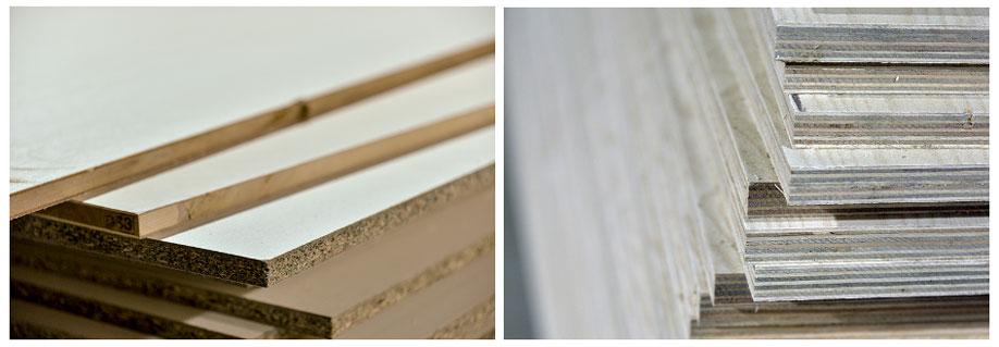 申斯达全屋定制产品板材
