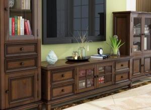 实木组合电视柜好不好 实木电视柜保养