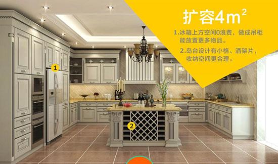 全房定制这样玩,厨房空间马上就变大了!