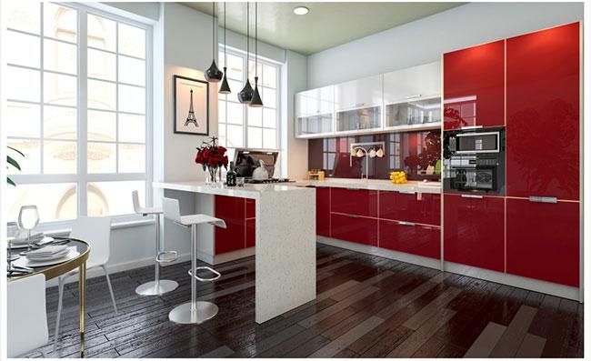 人性化厨房打造 必须知晓的橱柜设计的4个秘密